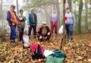Radna akcija čišćenja planinarske staze na Dilj gori