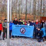 19. Memorijalni pohod na Anđinu baraku - 1.12.2019. godine